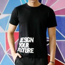 Design Your Future Men's Typo T-shirt