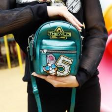 Fun House Mini Backpack (Green)