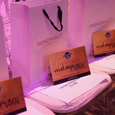 "FashionValet ""Gaya Koleksi Raya 2017"" Fashion Show( EVENT DAY)"