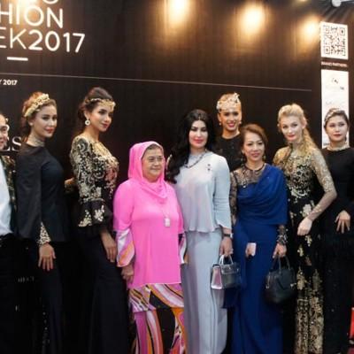 """""""Borneo Fashion Week 2017"""" Day-3"""