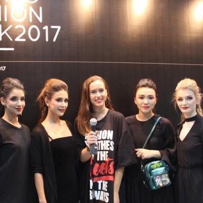 """""""Borneo Fashion Week 2017"""" Day-1"""