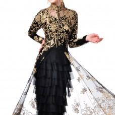 Chandra Kebaya with Ruffled Skirt