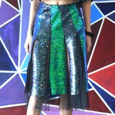 Disco Fever Flirty Skirt