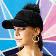 Fabulous Pompom Cap